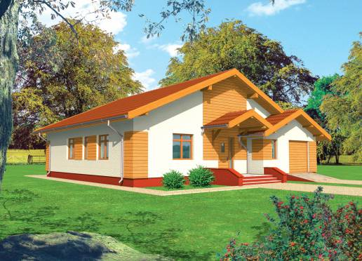 Mājas projekts - Serafina