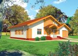 Projekt rodinného domu: Serafína