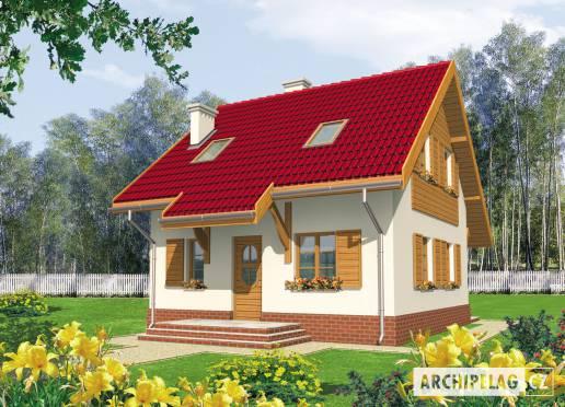 Projekt rodinného domu - Raisa