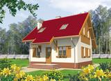 Projekt rodinného domu: Raisa