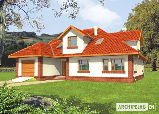 House plan - Octavia G1