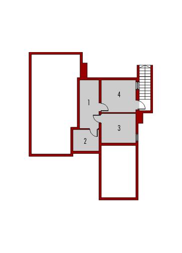 Nastka G1 (z piwnicą): Piwnica