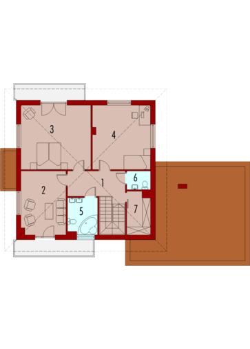 Dao G2: Piętro I