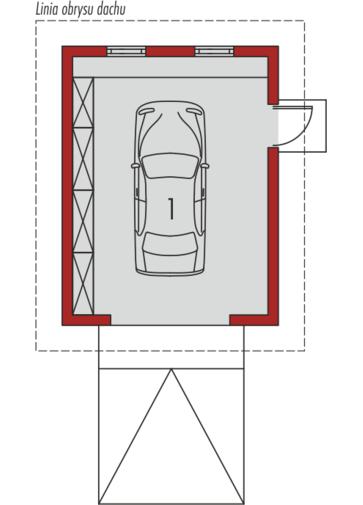 Garaż G17: Parter
