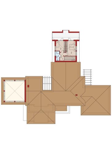 Dionizy G3: Piętro I