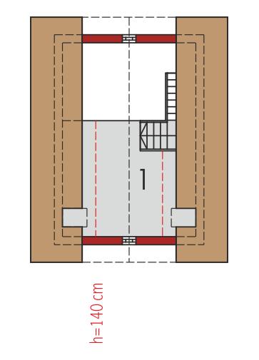 Garaż G15: Antresola
