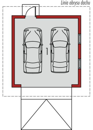Garaż G18: Parter