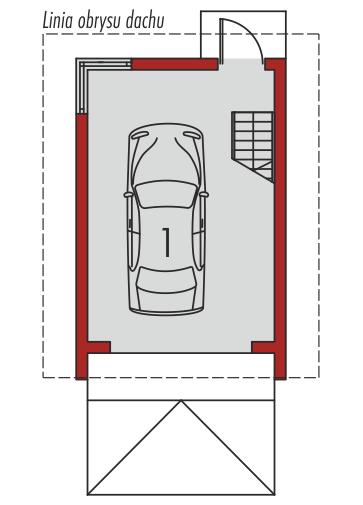 Garaż G15: Parter