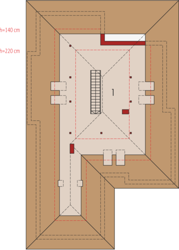 Liv 3 G2 MULTI-COMFORT: Poddasze do adaptacji