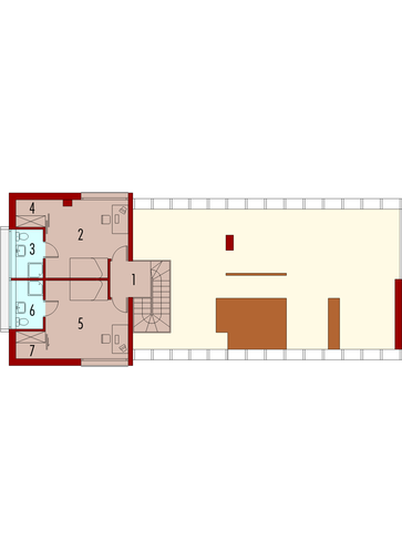 Garden G2: Piętro I