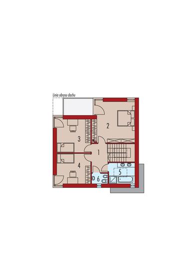 EX 2 ENERGO PLUS reco: Piętro I