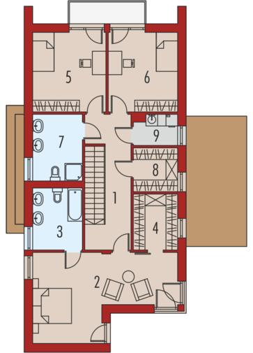 EX 5 G1 soft: Piętro I