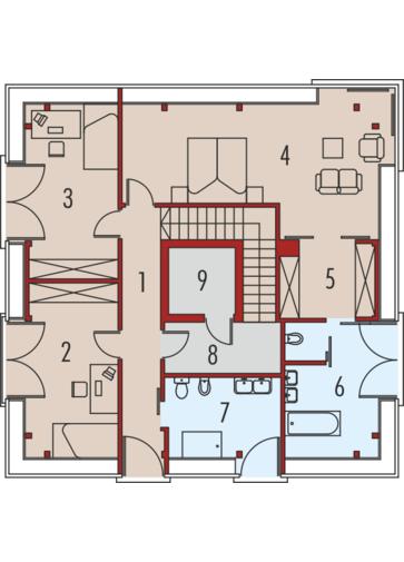 Cube: Piętro I