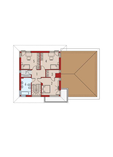 Rodrigo G2 Leca® DOM: Piętro I