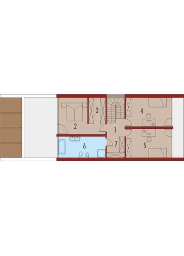 Noe (duży): Piętro I