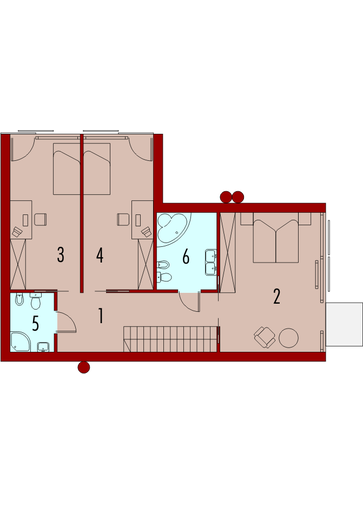 Loco: Piętro I