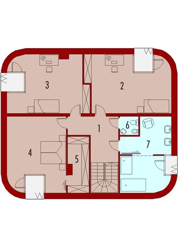 Mirror G2: Piętro I