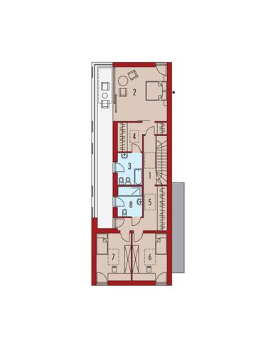 EX 17 W2 ENERGO PLUS : Piętro I