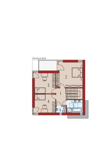 EX 2 ENERGO PLUS : Piętro I