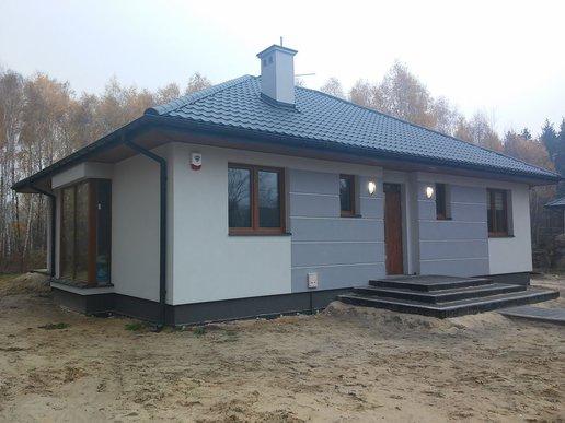 Projekty domów ARCHIPELAG - Margo