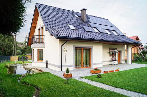 Projekty domów ARCHIPELAG - Demi G1