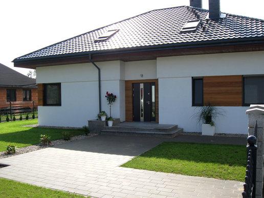 Projekty domów ARCHIPELAG - Flo II