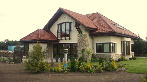 Projekty domów ARCHIPELAG - Edek G2