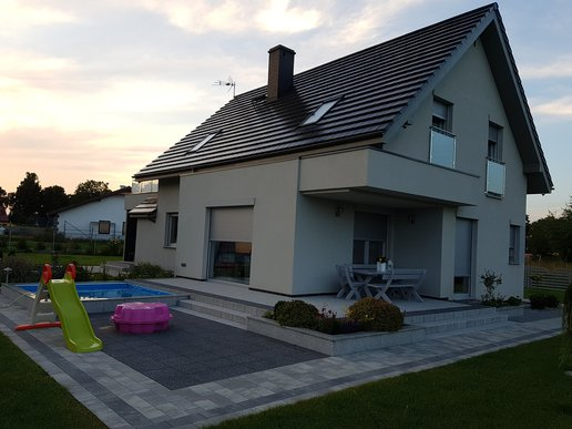 Projekty domów ARCHIPELAG - Patryk G1
