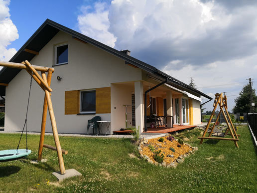 Projekty domów ARCHIPELAG - Selena G2