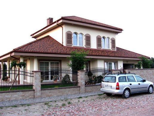 Projekty domów ARCHIPELAG - Eleonora G2