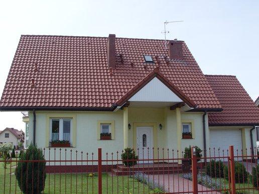 Projekty domów ARCHIPELAG - Hania z garażem