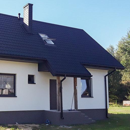 Projekty domów ARCHIPELAG - Martusia