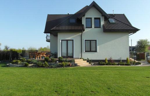 Projekty domów ARCHIPELAG - Ofelia G1