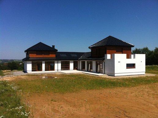 Projekty domów ARCHIPELAG - Dionizy (mały) G2