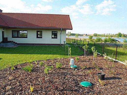 Projekty domów ARCHIPELAG - Bil II (z wejściem od południa)