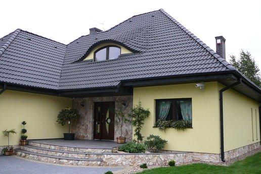 Projekty domów ARCHIPELAG - Klarysa