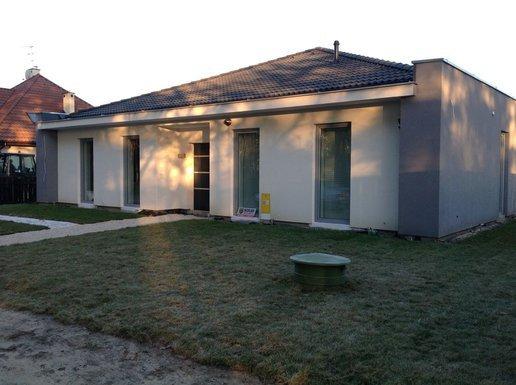 Projekty domów ARCHIPELAG - Marlon III G1 (biały)