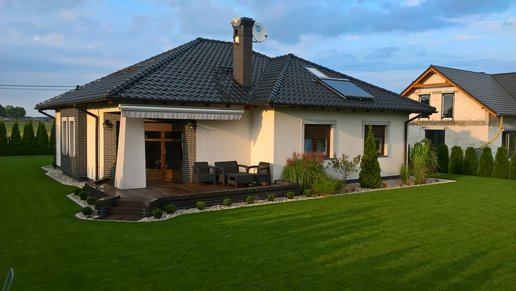 Projekty domów ARCHIPELAG - Kornelia II G2 Leca