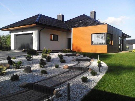 Projekty domów ARCHIPELAG - Margaret G2