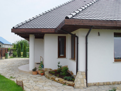 Projekty domów ARCHIPELAG - Sandra