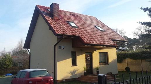 Projekty domów ARCHIPELAG - Celinka