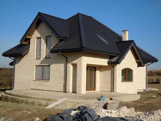 Projekty domów ARCHIPELAG - Adela G1