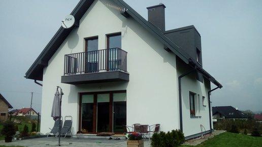 Projekty domów ARCHIPELAG - Julek G1
