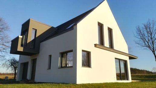 Projekty domów ARCHIPELAG - Liv 6 G1
