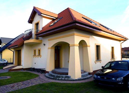 Projekty domów ARCHIPELAG - Lukrecja