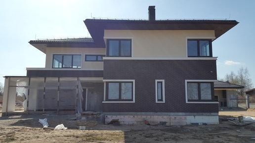 Projekty domów ARCHIPELAG - Leonardo G2