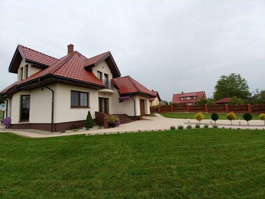 Projekty domów ARCHIPELAG - Atena G1