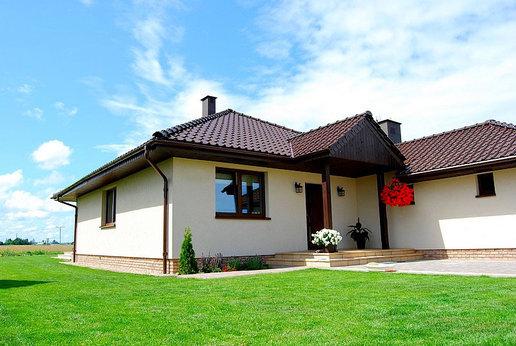 Projekty domów ARCHIPELAG - Lora G1