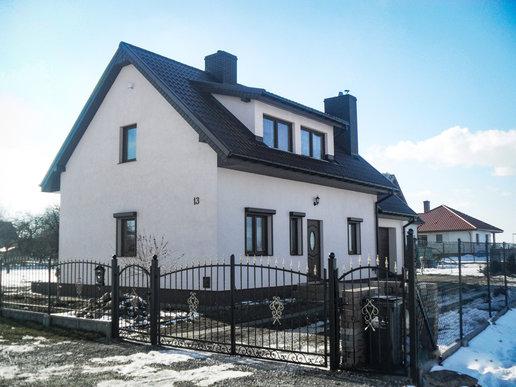 Projekty domów ARCHIPELAG - Calineczka G1