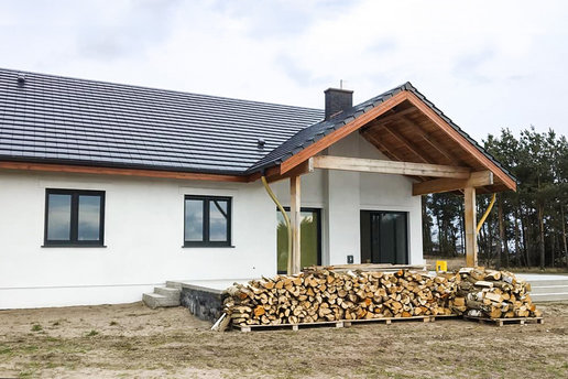 Projekty domów ARCHIPELAG - Simon